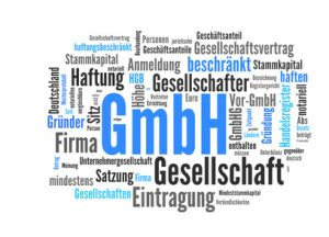 GmbH business in germany